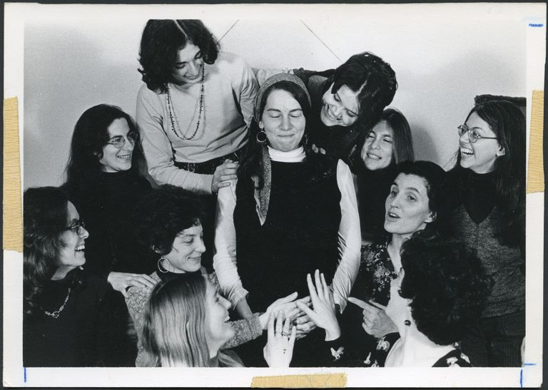 Founding members of the Boston Women's Health Book Collective
