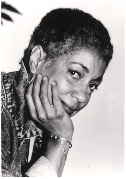 Portrait of June Jordan