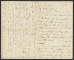 Letters from Cornelia James Cannon to her aunt, parents and sisters, ca.1893-1899