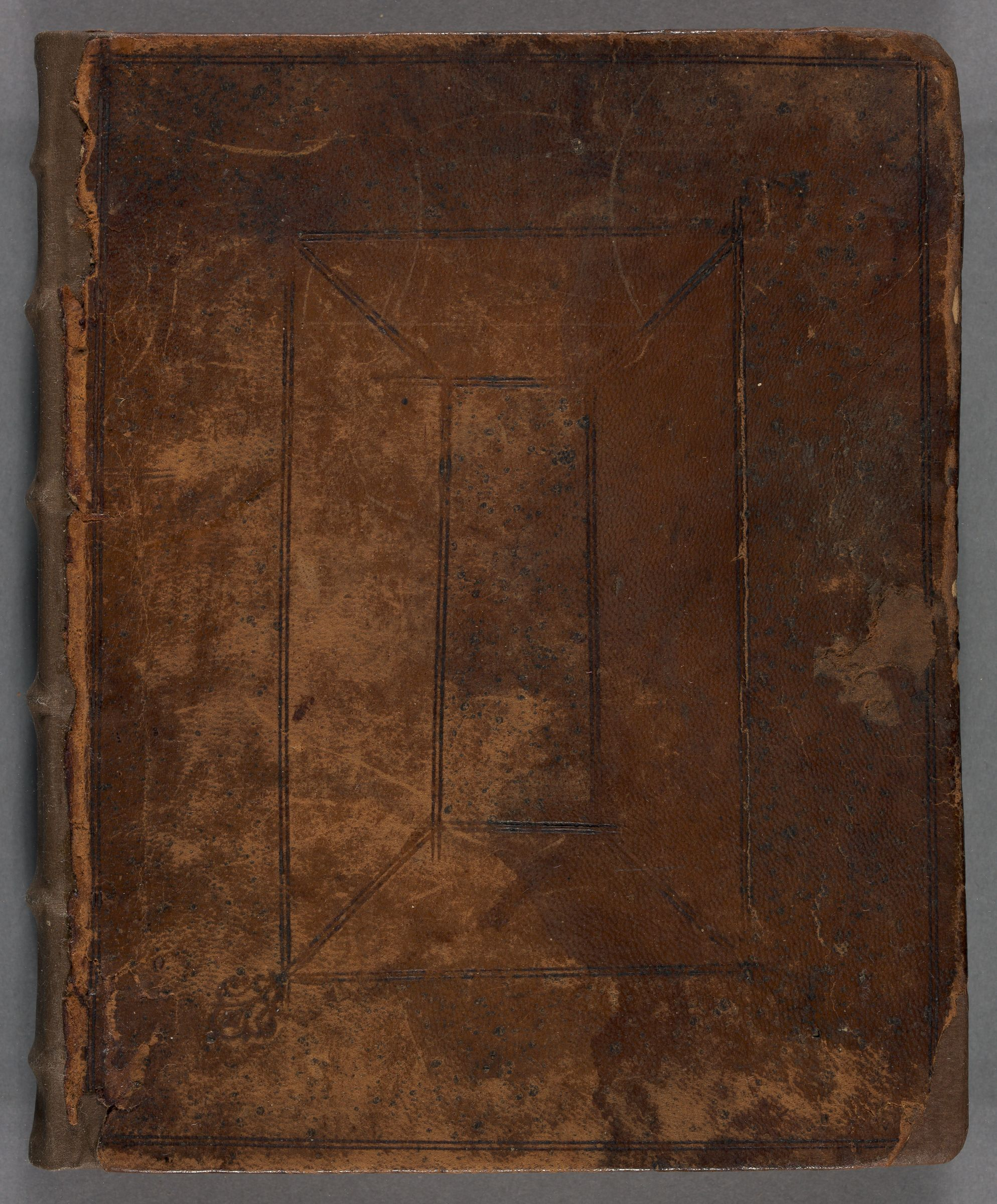 Student notebook of Samuel Dunbar, 1721-1722