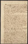 Remarks on ye Coll: Charter, Laws, & form of Installm't of Fellows (manuscript copy), [1721]