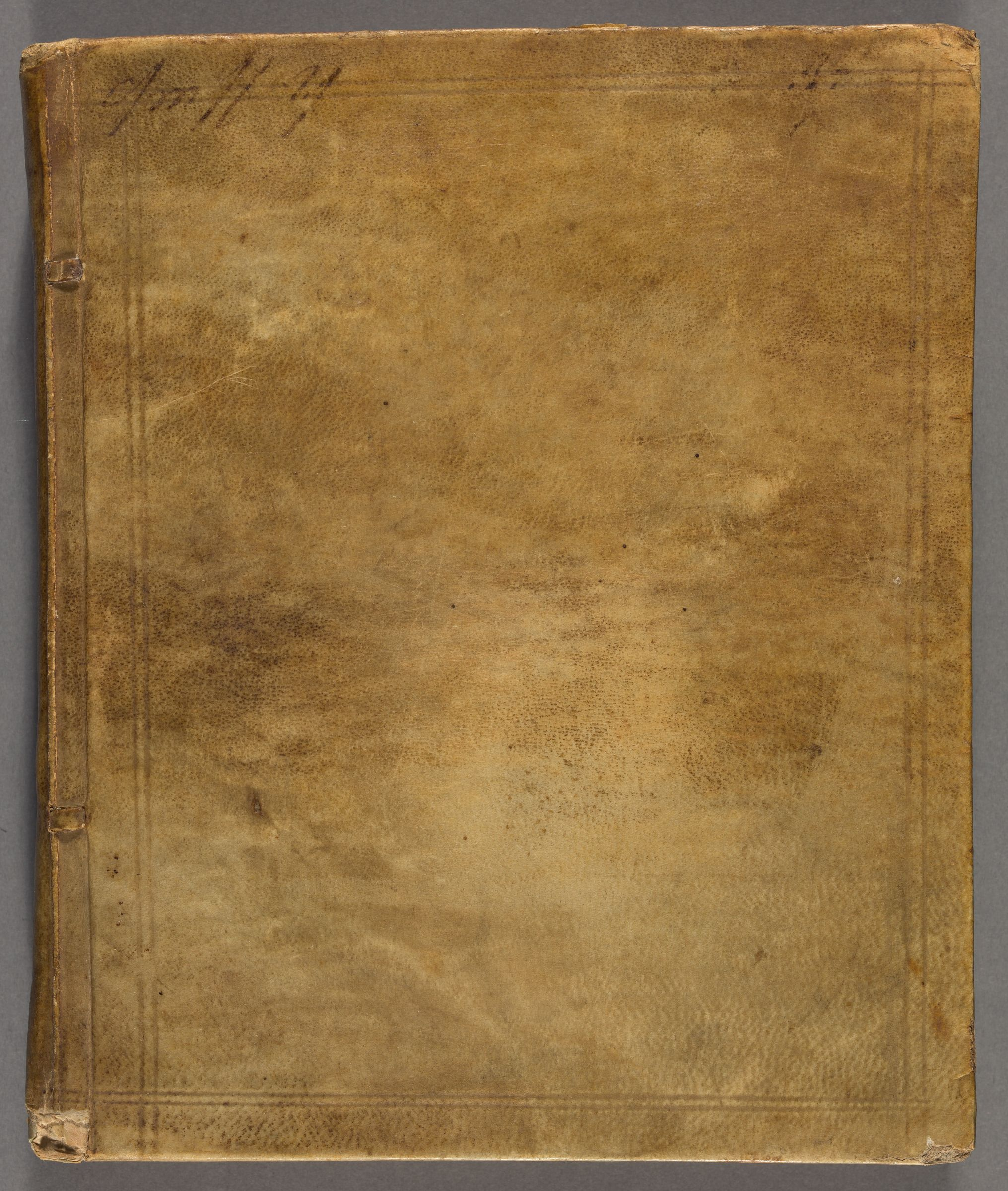 Student mathematical textbook of James Freeman, 1774