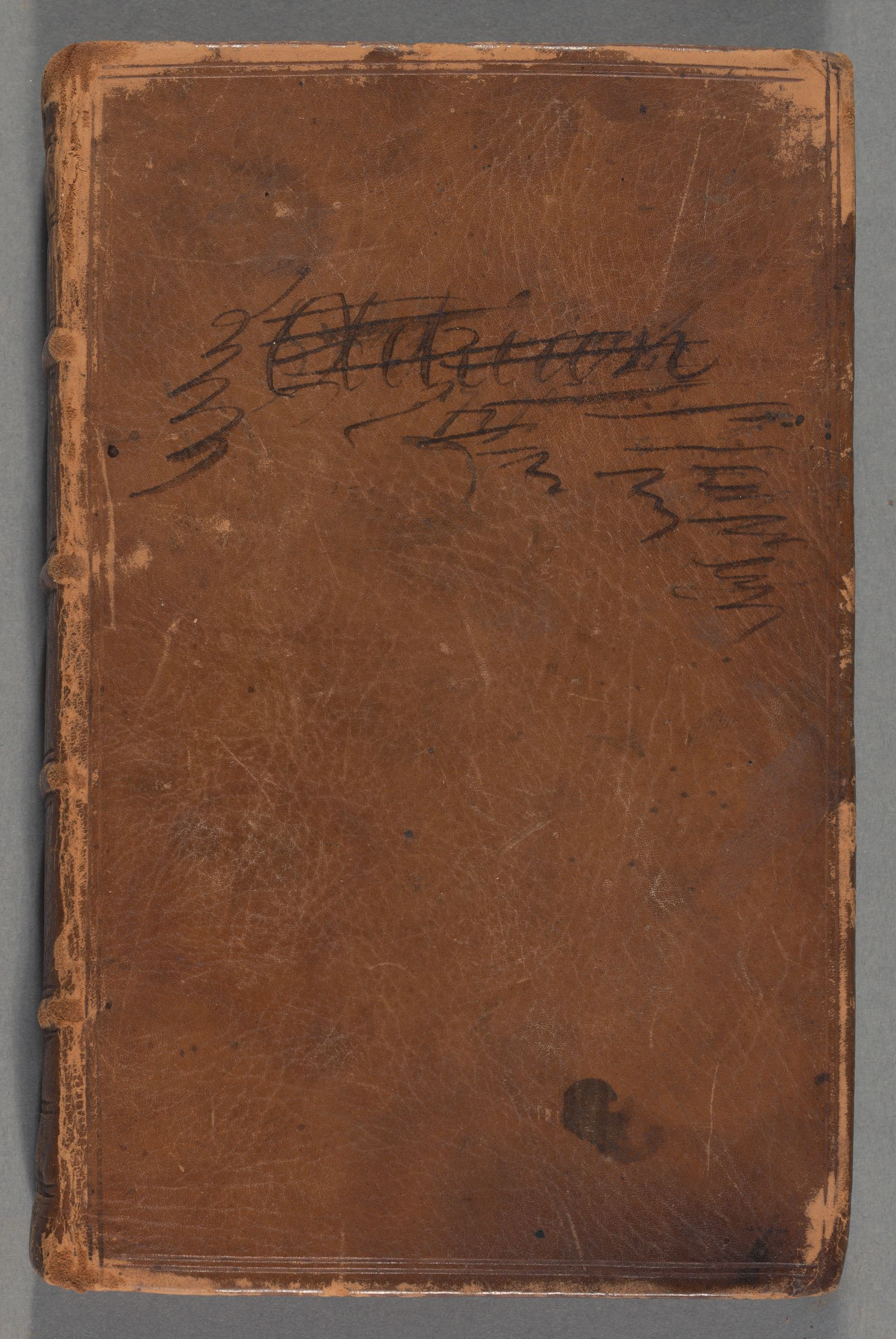 Commonplace book of Benjamin Penhallow, 1721-1724