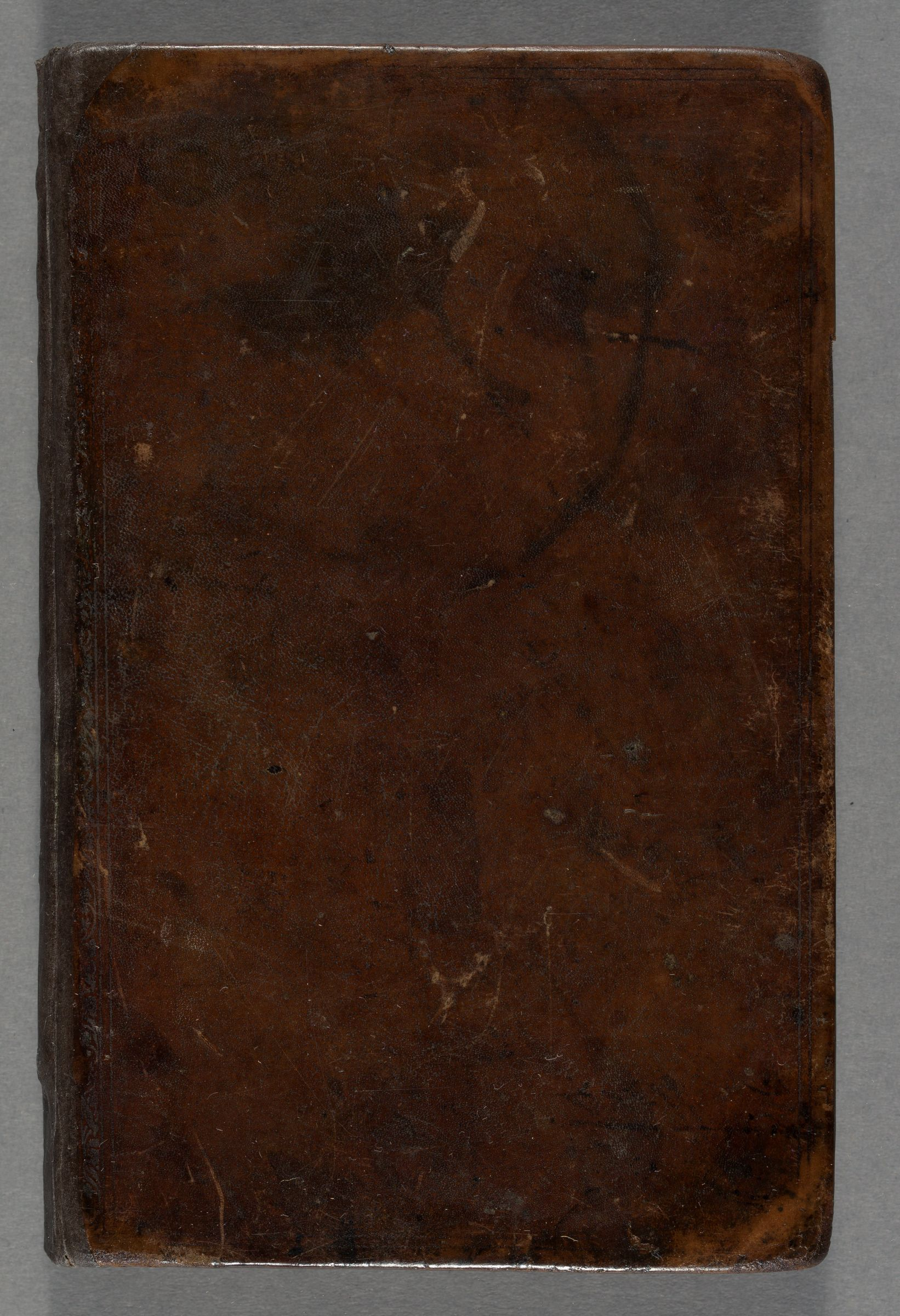Commonplace book of Jonathan Belcher, 1725-1727