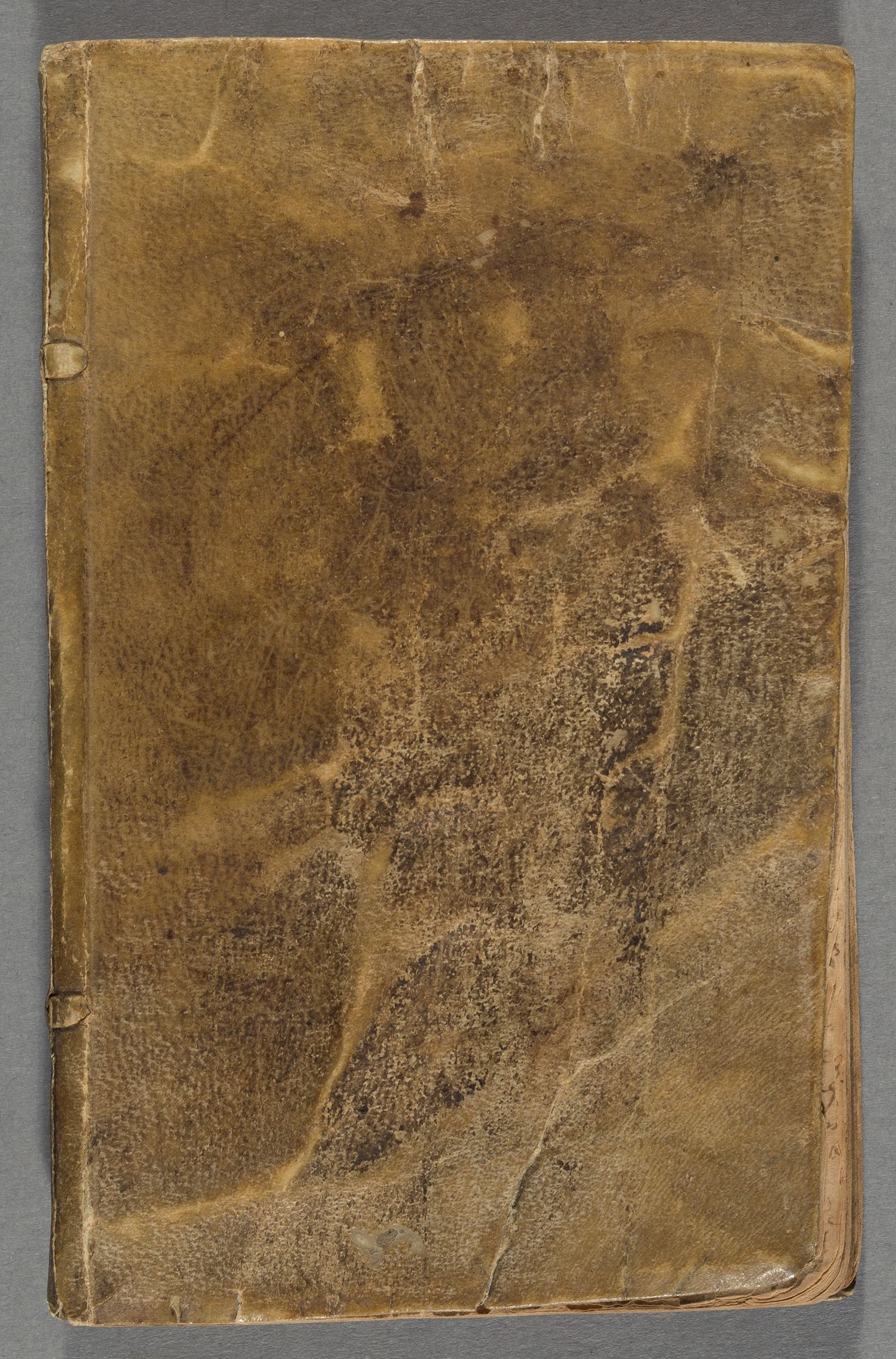Student notebook of John Tufts, 1705