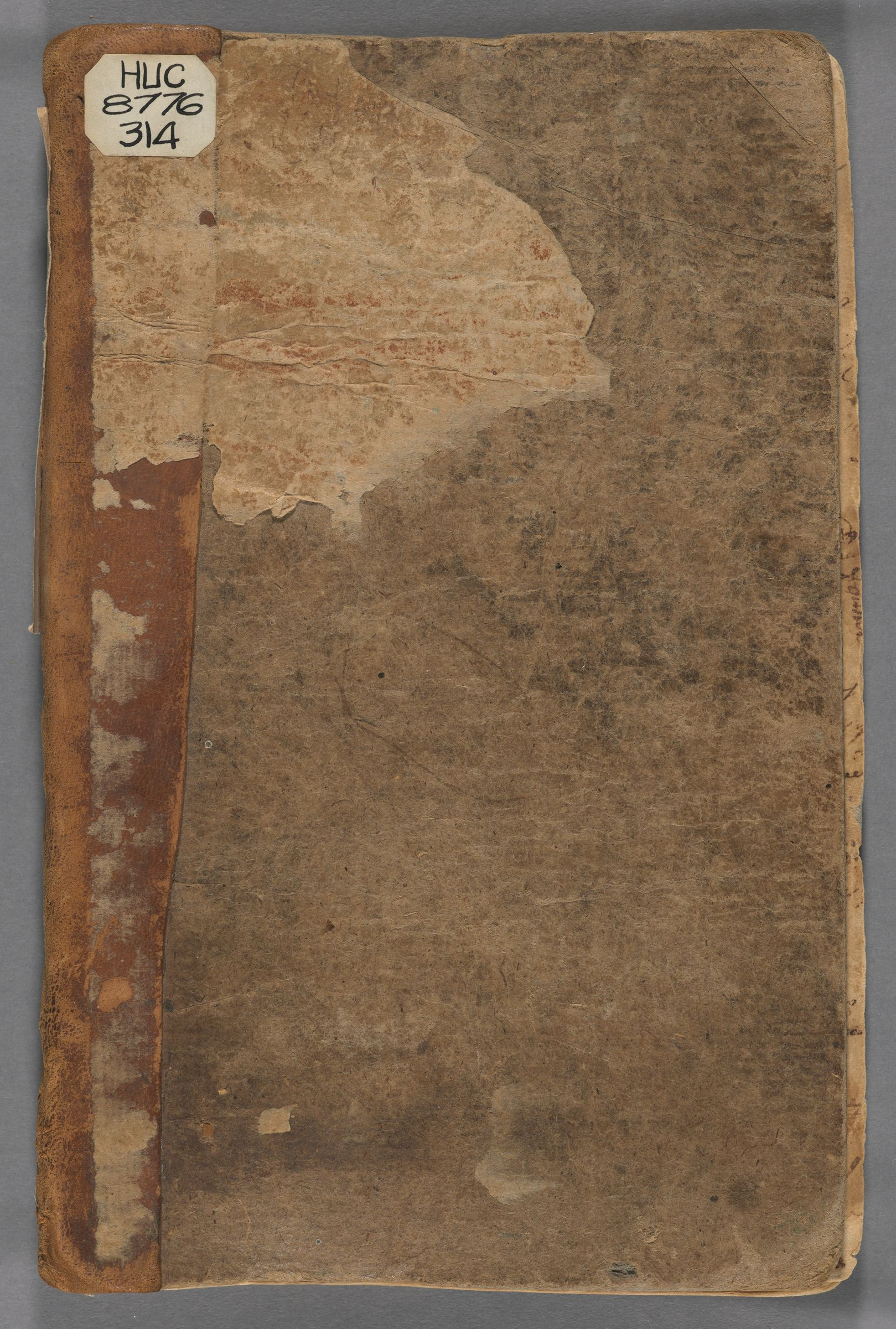 Commonplace book of John Bullard, 1775-1779
