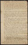 List of further instances of crimes and misdemeanors allegedly committed by Nathan Prince (3 copies), Nov. 26, 1741