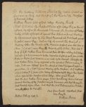 Letter of appeal from Nathan Prince to Governor William Shirley, Feb. 19, 1741/2