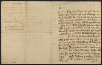 Letter from Nathan Prince to Edward Holyoke, June 24, 1742