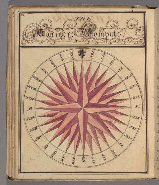 Winthrop, William,1753-1825. Notebook concerning mathematical equations: manuscript, 1769-1774. MS Am 550. Houghton Library, Harvard University, Cambridge, Mass.