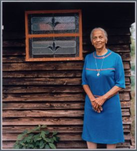 Portrait of Lena Edwards