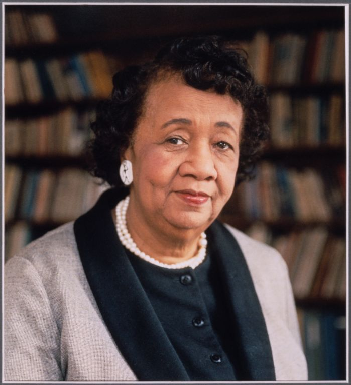 Portrait of Dorothy Height