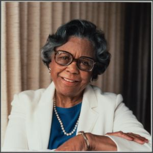 Portrait of Arline Yarbrough