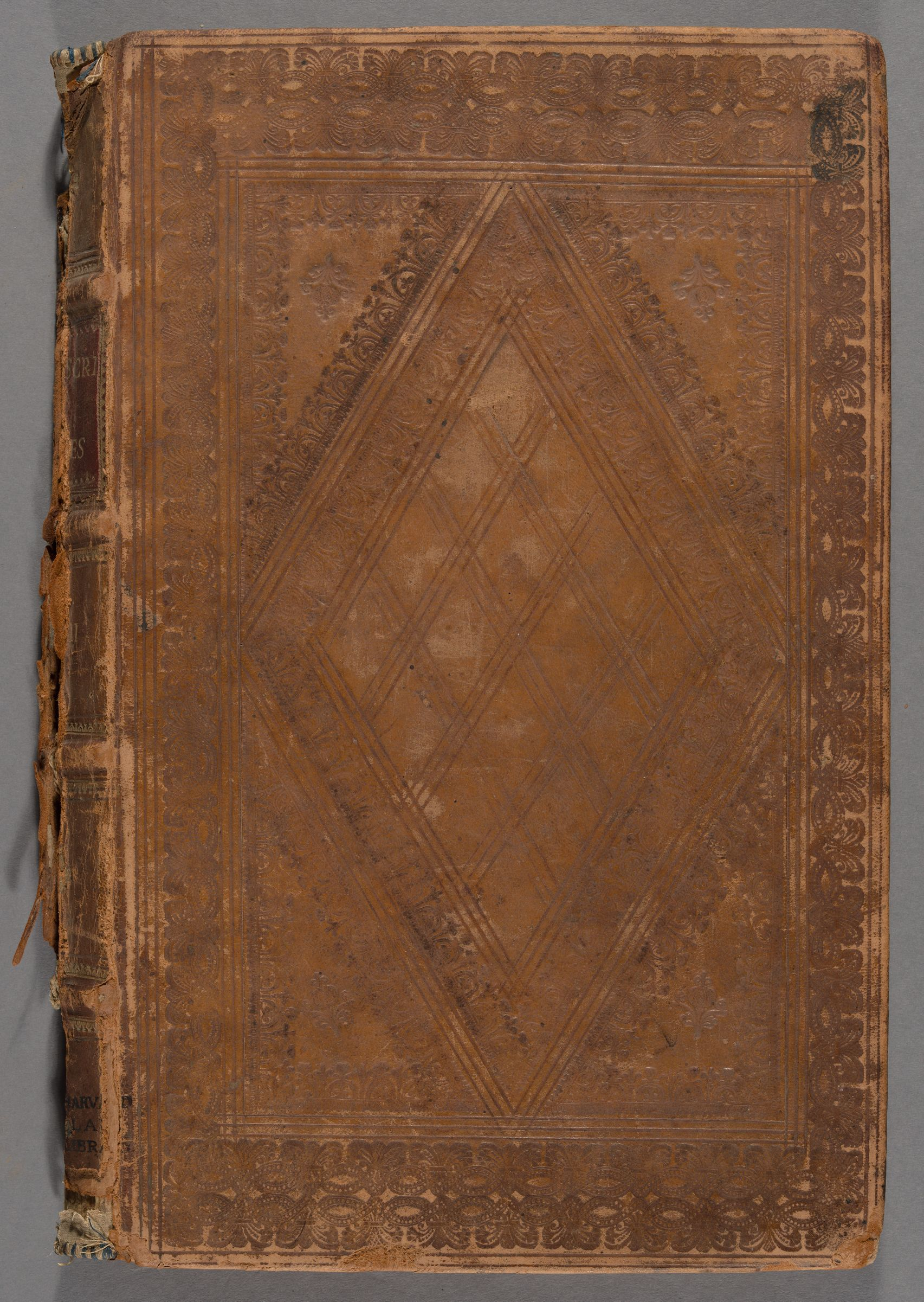 Notes of cases before colonial New Jersey courts, 1735-1755