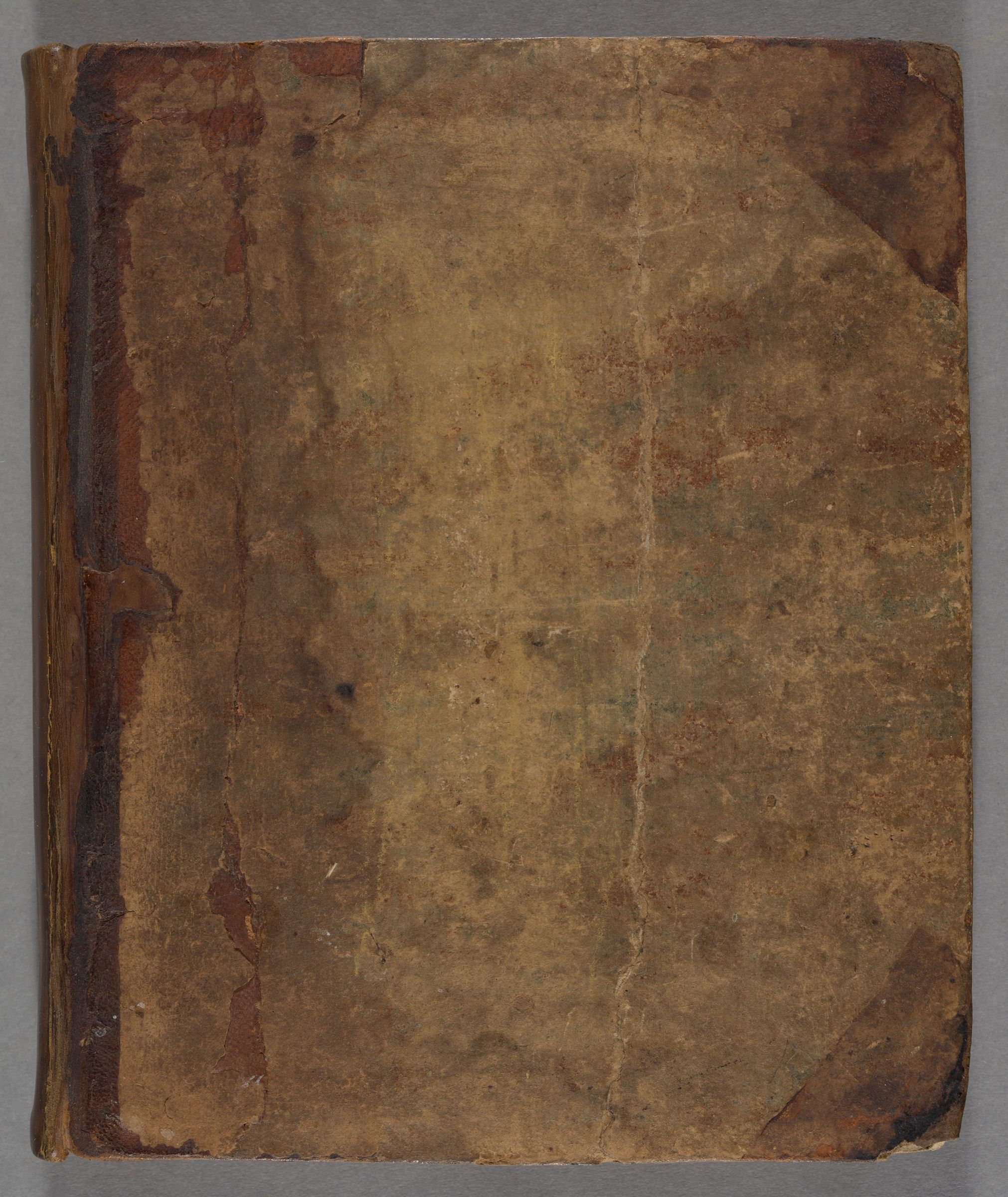 Lawyer's case book containing notes of cases adjudged and determined in the courts of Delaware, 1793-1796