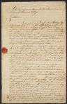 Letter from Steward Caleb Gannett to President and Fellows, [1780]