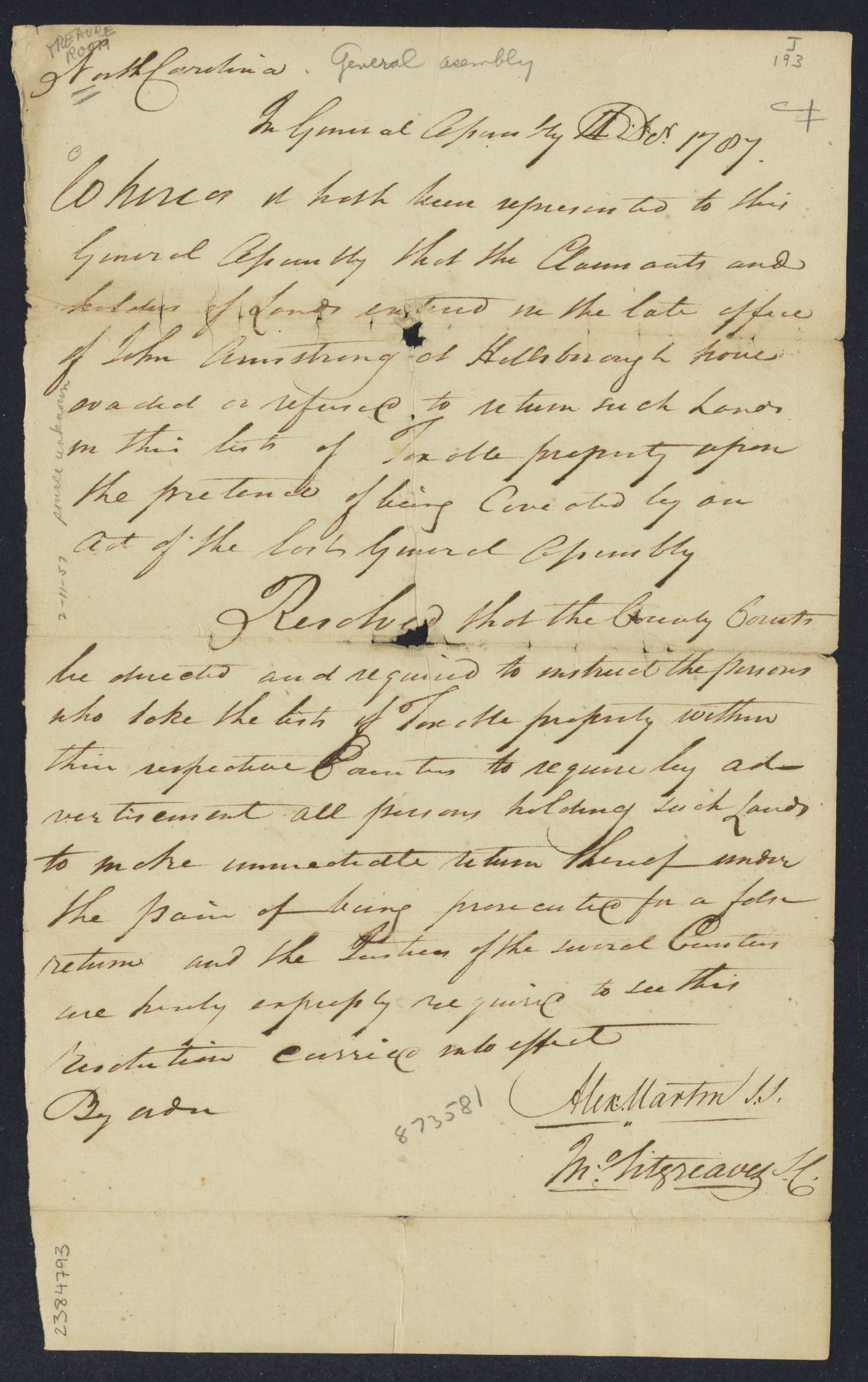 [ Property act], 1787