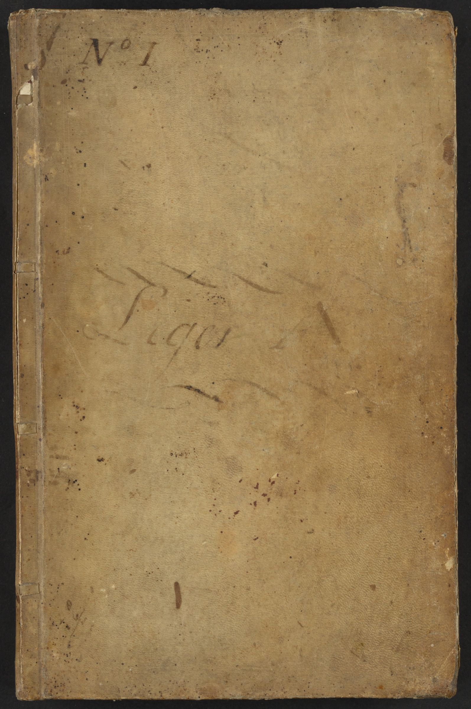 Account book of Daniel Brigham, 1781-1798 (inclusive)