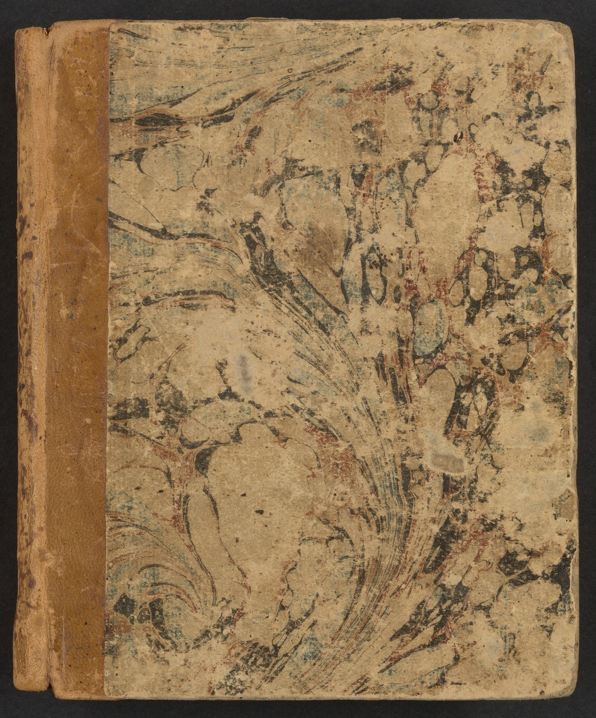 Notebook of Moses Appleton, 1794-1837 (inclusive)