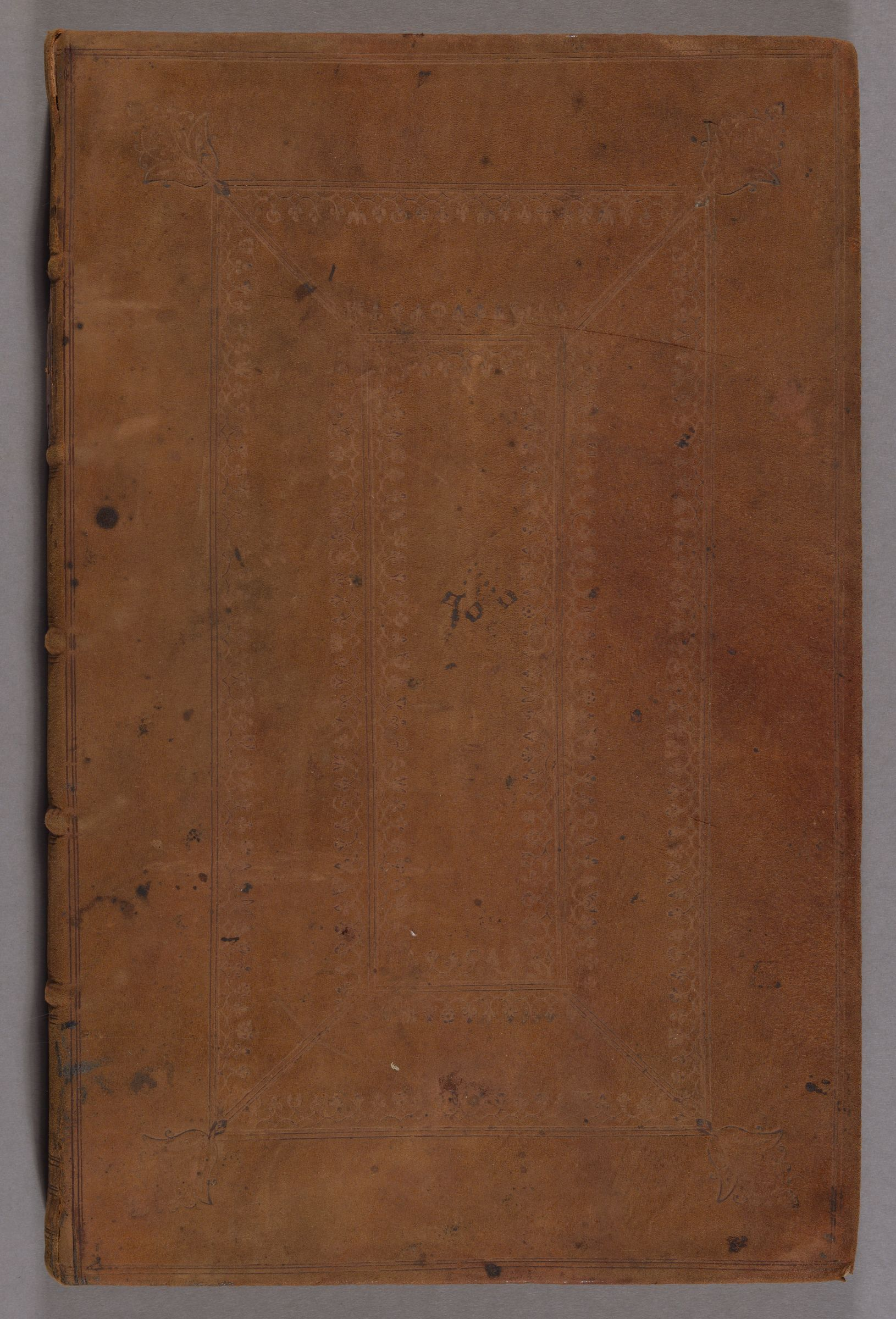William Blair Townsend letter and receipt books, 1743-1805, bulk 1744-1777