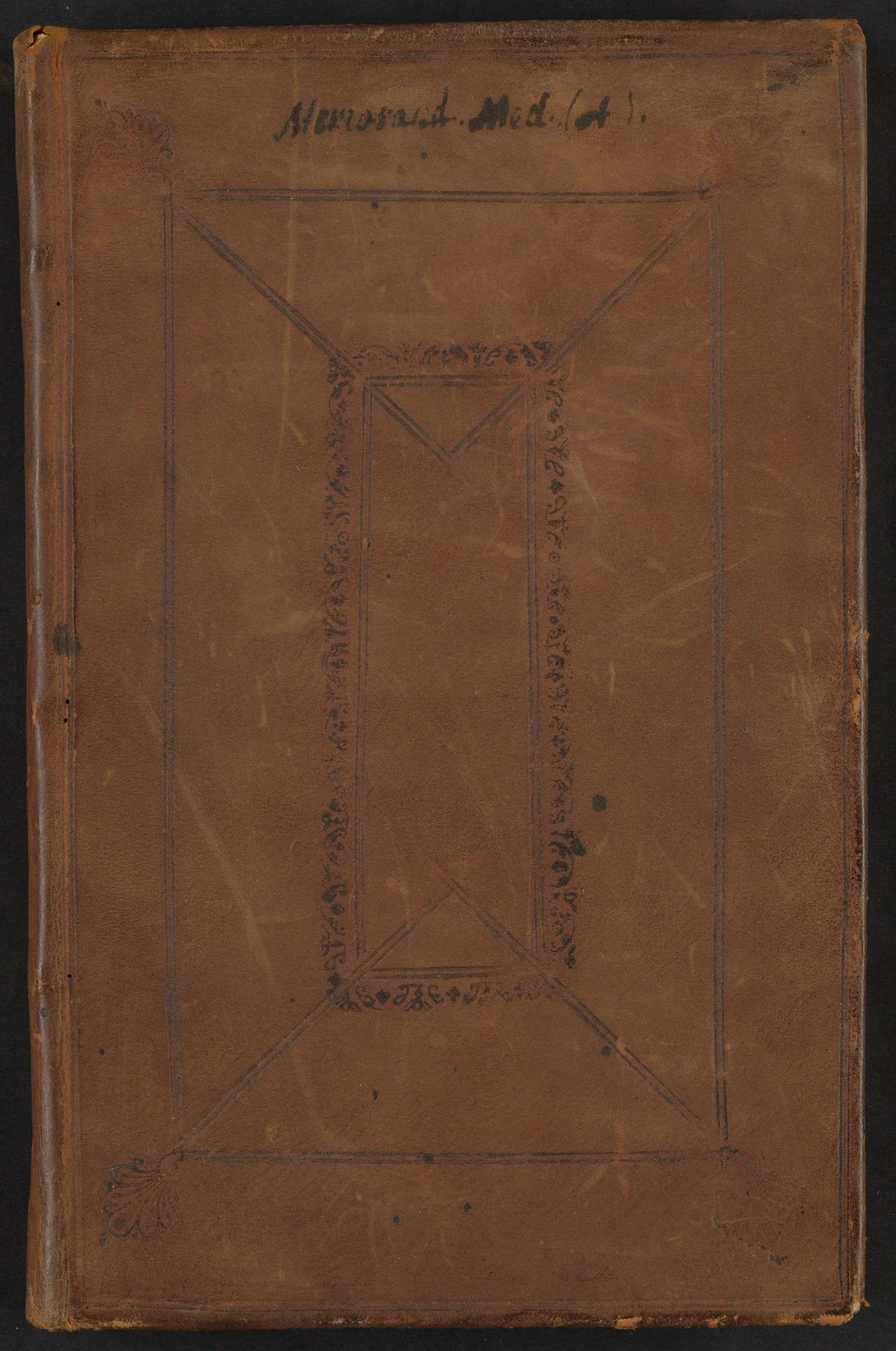 Memoranda Medica of John Perkins, 1750-1773 (inclusive)