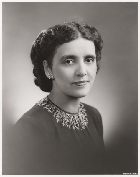 Portrait of Mary Gibson Hundley