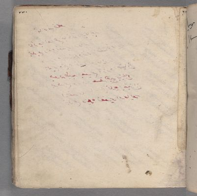 """<bdi class=""""metadata-value"""">A collection of Turkish and Persian poetry : manuscript, undated</bdi>"""