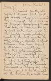 Papers of Ernest Henry Wilson, 1896-1952. Book I: Field Diary, March 22, 1903 to April 30, 1904
