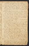 Bridge, Ebenezer, 1716-1792. Ebenezer Bridge papers, 1740-1792. Diary, pages 1-48 : autograph manuscript (unsigned), 1749-1750. MS Am 1186 (27). Houghton Library, Harvard University, Cambridge, Mass.