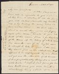 Tudor, Frederic, 1783-1864. 1 letter to John Tudor; 1801., Tudor family additional papers
