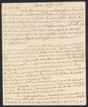 Tudor, William, 1750-1819. 1 letter to Frederic Tudor; 1817., Tudor family additional papers