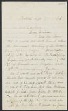 Lucy Stone Letters, 1850-1893. A/S878. Schlesinger Library, Radcliffe Institute, Harvard University, Cambridge, Mass.