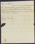 Tudor Property on Court St. Boston; Letters to and from Frederic Tudor; Letter from Mrs. Frederic Tudor, Tudor Company records