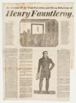 An account of the trial execution and dying behaviour of Henry Fauntleroy
