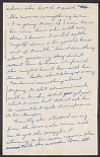 Miriam Van Waters Papers. Reformatory for Women at Framingham, 1876-1970. Subseries 3. Student correspondence, 1936-1971, n.d. Correspondence: C-Cl, 1932-1970. A-71, folder 278. Schlesinger Library, Radcliffe Institute, Harvard University, Cambridge,