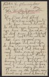 Miriam Van Waters Papers. Reformatory for Women at Framingham, 1876-1970. Subseries 3. Student correspondence, 1936-1971, n.d. Correspondence: F, 1934-1935. A-71, folder 297. Schlesinger Library, Radcliffe Institute, Harvard University, Cambridge, Mass.