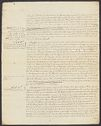 Barbados. Laws, etc. An Act of Assembly of Barbadoes to regulate sales at outcry and the proceedings of persons executing the office of Provost Marshall General of the said island and their under officers, 1763. HLS MS 1046, Harvard Law School Library.