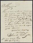 Letter from Stanislav Siemaszko to William Tudor, William Tudor personal archive