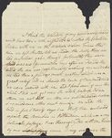 Letters from William Tudor to his brother, John Henry Tudor, William Tudor personal archive