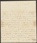 Letters from Emma Tudor Gardiner to her brother, William Tudor, William Tudor personal archive