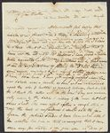 Letters from William Tudor to his mother, Delia Jarvis Tudor, William Tudor personal archive