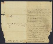 Letters from William Tudor to his brother, Frederic Tudor, William Tudor personal archive