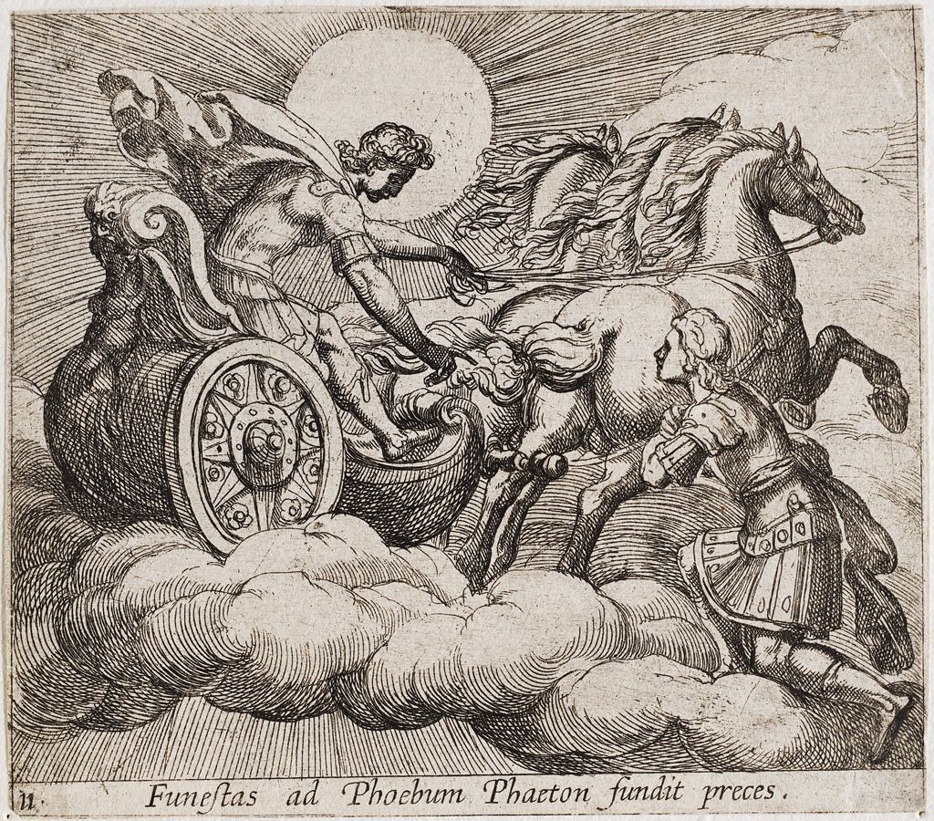 Phaeton Before Apollo