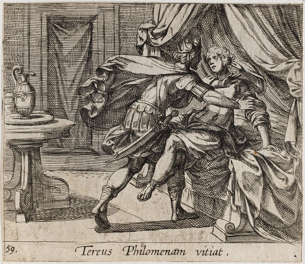 The Rape Of Philomela