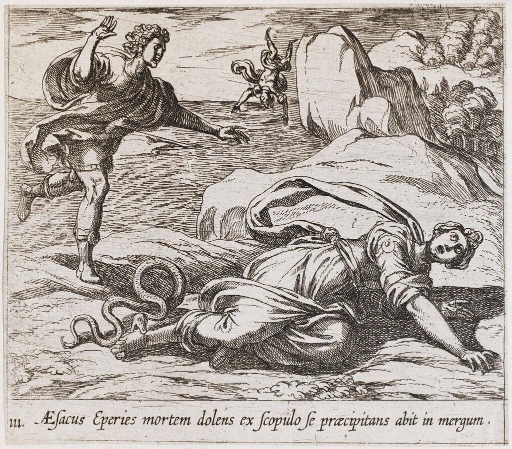 Aesacus And Hespeia
