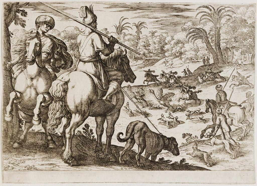 Ostrich Hunt