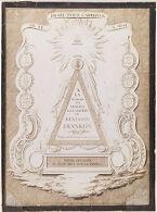 Design in Memory of Benjamin Franklin