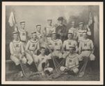 [Harvard University Lacrosse Team, photograph, 1881] olvwork417629