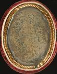 Daguerreotype plate, [Heavily tarnished]