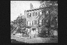 Daniel Webster residence, Boston, Massachusetts, United States